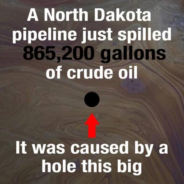 North Dakota Oil Spill