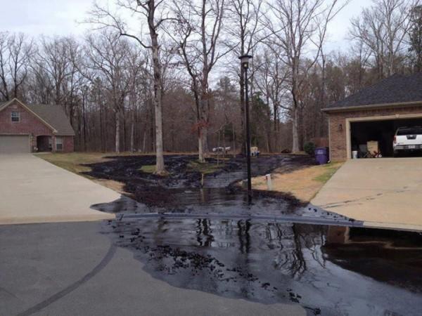 Arkansas Oil Spill