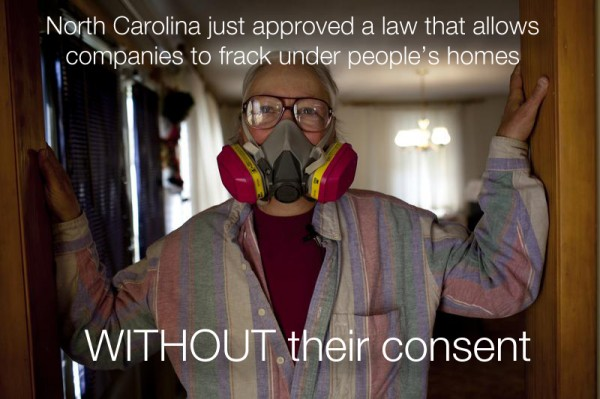 North Carolina Fracking