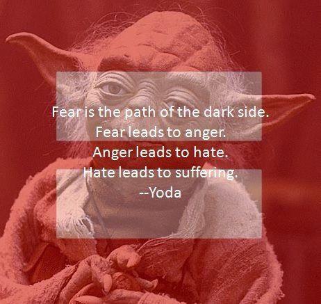 Yoda Wise Words