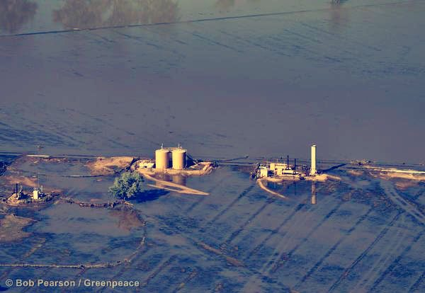 2013 flooding in Colorado impacted several oil and gas wells and contaminated groundwater.