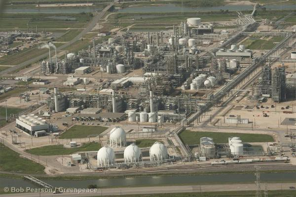 Dow Chemical's Texas Operations facility in Freeport contains more than 3,200 acres of waterways and pipeline corridors and houses more than 1,900 buildings.