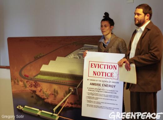Ambre Eviction