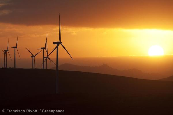 Wind Energy in Portugal