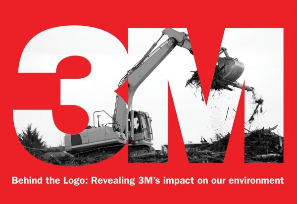 Infographic 3M opening logo