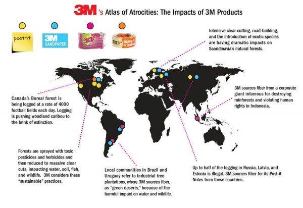 Infographic Atlas of Atrocities