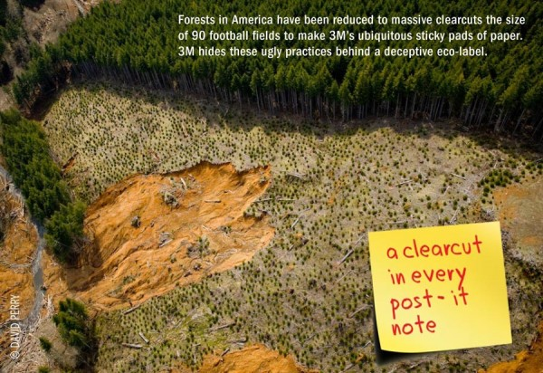 Infographic US Clearcuts
