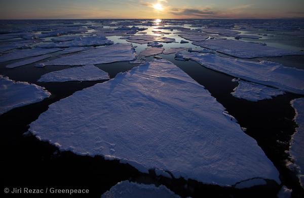 Arctic Sea Ice