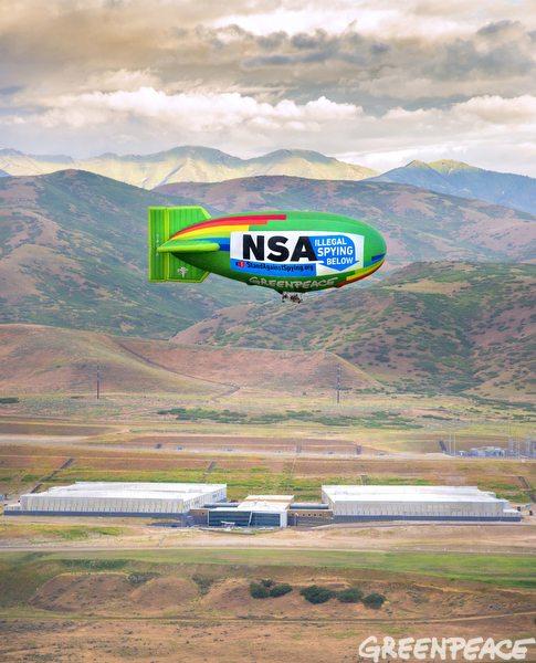 Utah Airship Flight