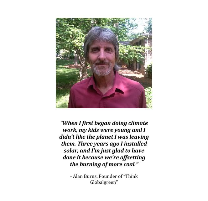 Alan Solar Story
