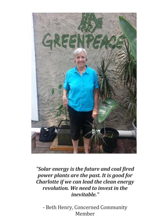 Beth Solar Story