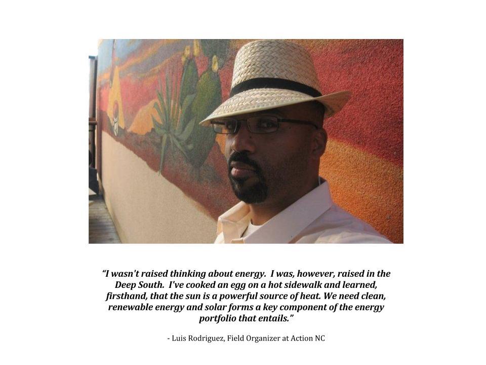 Luis Solar Story
