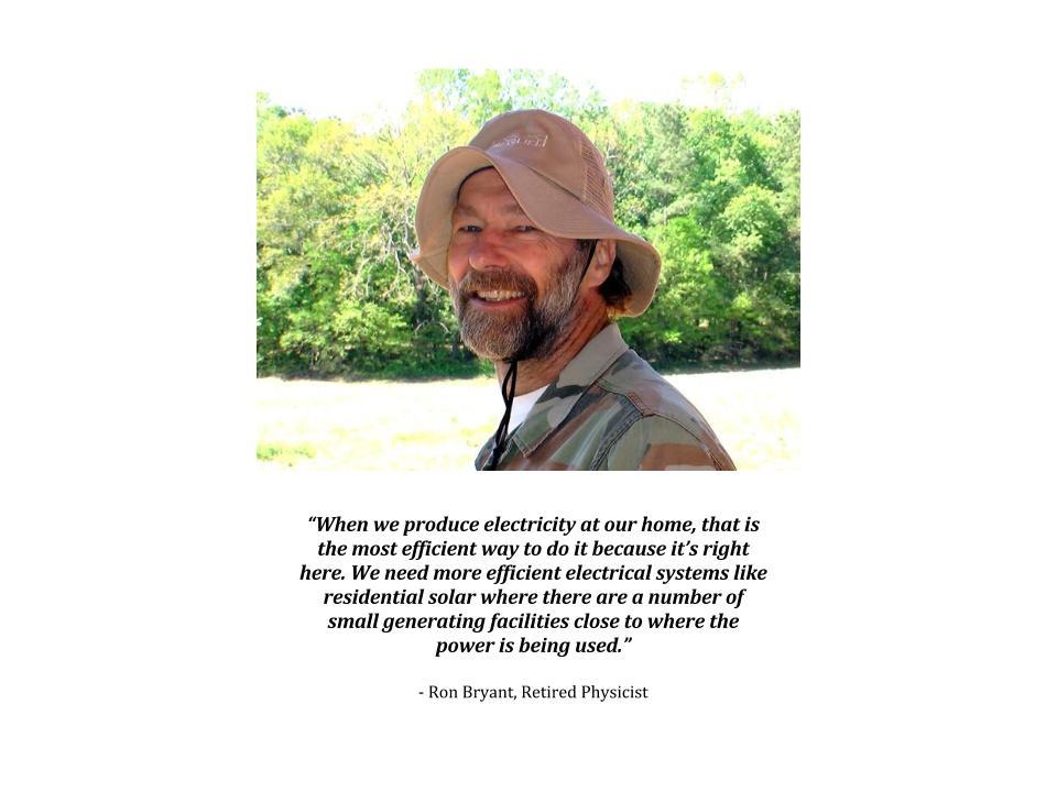 Ron Bryant Solar Story