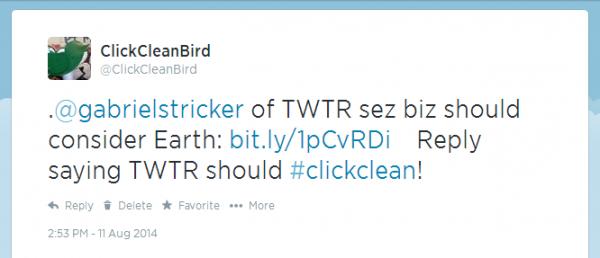 Larry Stricker tweet