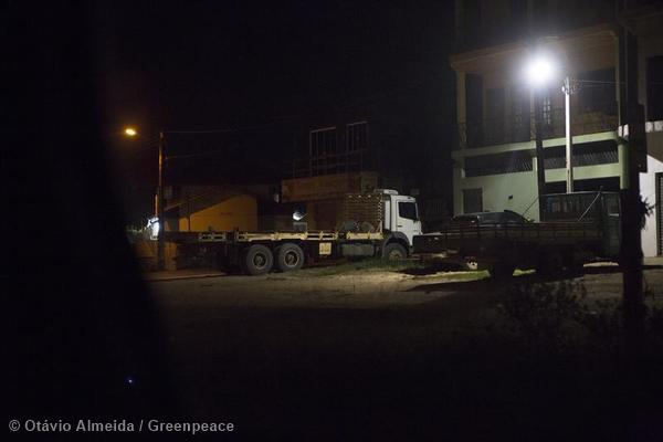 Logging Truck in Para State, Brazil