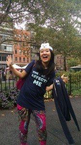 Raleigh Highschooler & Greenwire Volunteer Soomin Shin