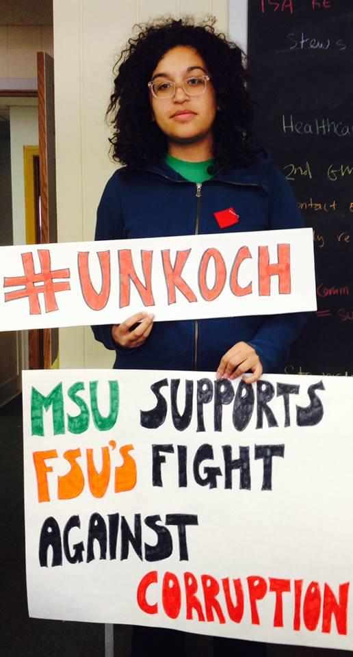 Michigan State University Graduate Employees Union