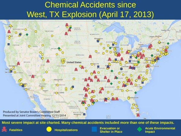 Chemical Map