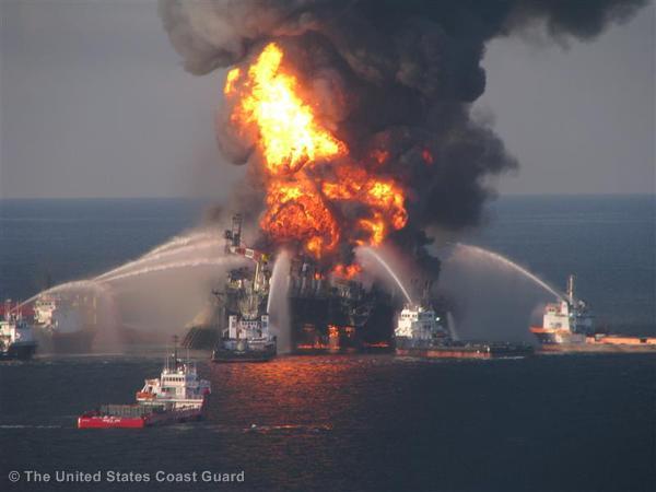 Deepwater Horizon Oil Rig Disaster