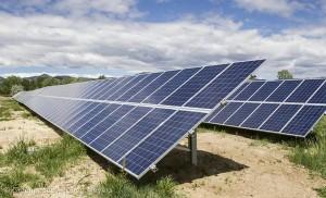 University Solar Array in Colorado