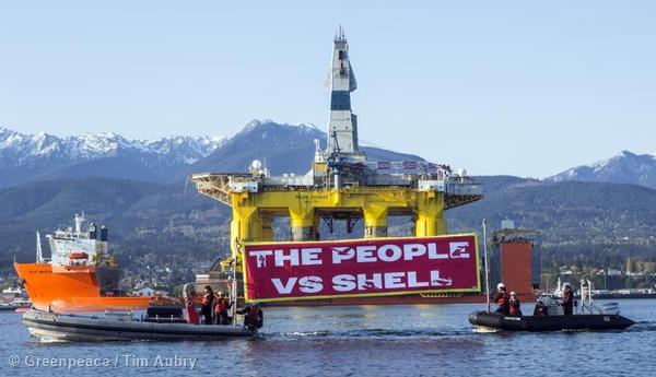 People Versus Shell