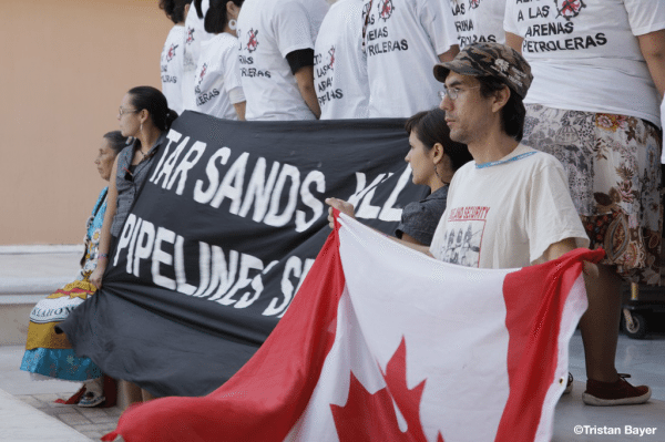 Tar Sands Protesters