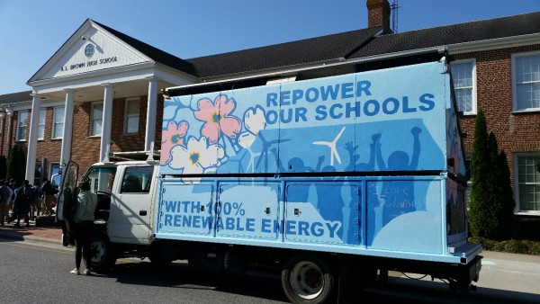 Repower Our Schools - Charlotte, NC