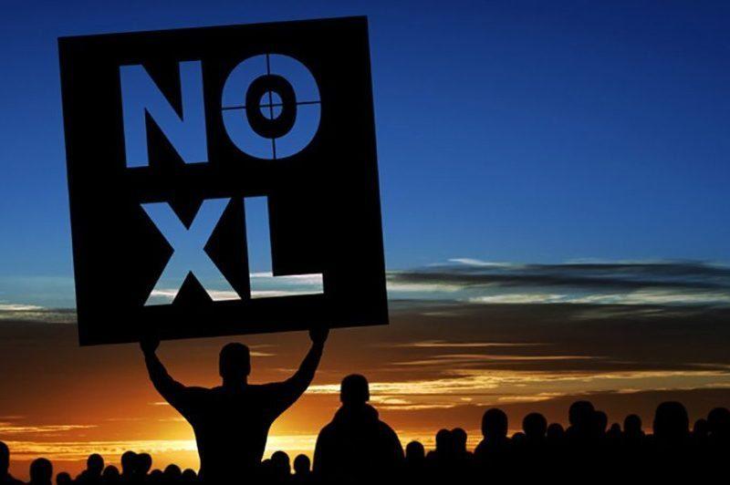 No Keystone XL Pipeline NoKXL