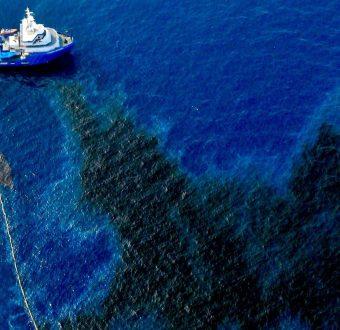 Shell Gulf Oil Spill