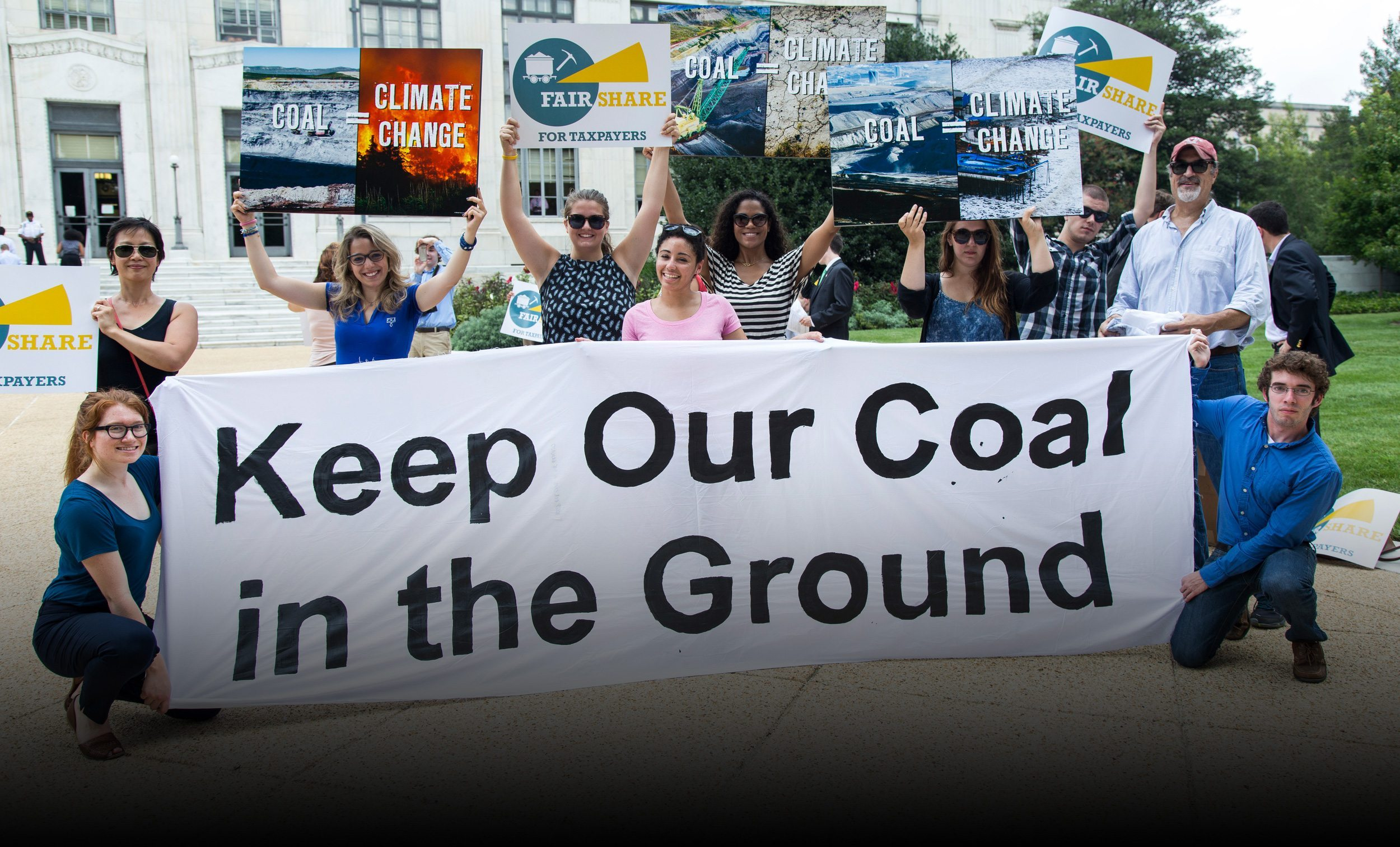 Keep Coal in the Ground