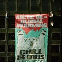 Arco Protest LA