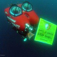 Underwater Protest