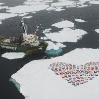 Message from the Arctic