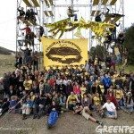 Greenpeace Action Camp