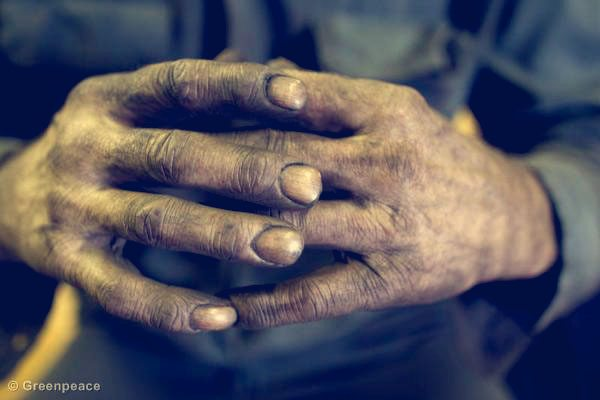 Underground Coal Miner in U.S.