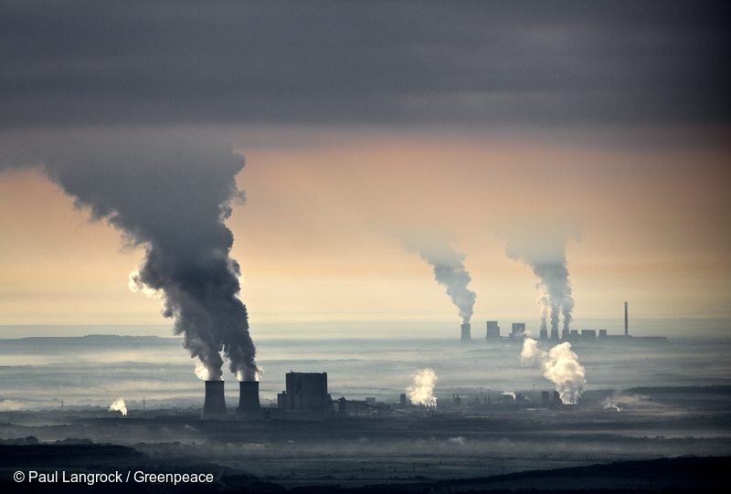 Lausitz Brown Coal Plants