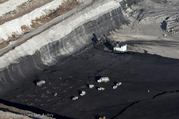 Powder River Basin Mining in USA