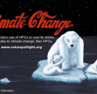 Coke Climate Change Graphic