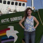 Nicole Sands, Greenpeace USA