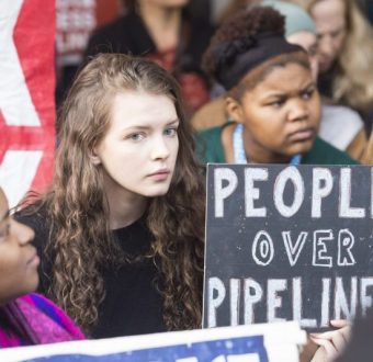 Tell JPMorgan Chase to defund dirty tar sands pipelines!