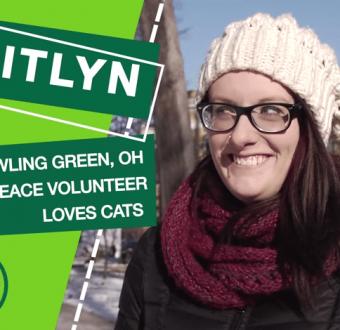 Meet a Volunteer: Kaitlyn