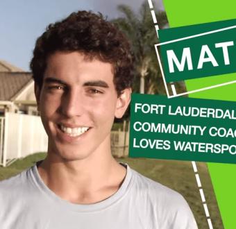 Meet a Volunteer: Mateo