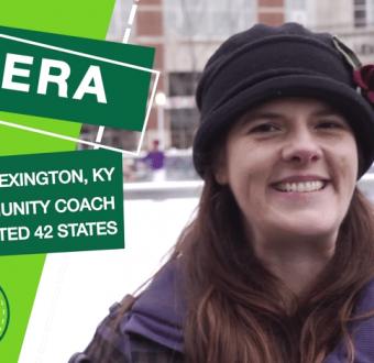 Meet a Volunteer: Psera