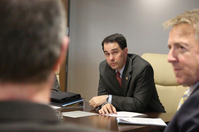 Wisconsin Governor Scott Walker