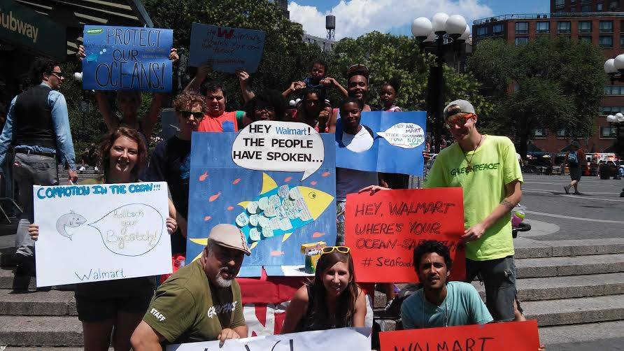 Walmart of Action for Oceans