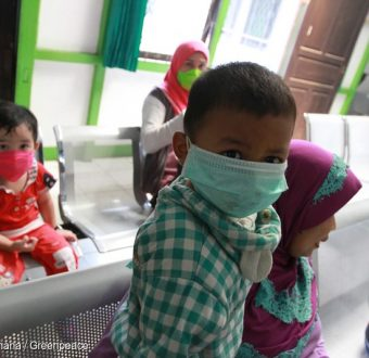 Pontianak Community Affected By Forest Fires