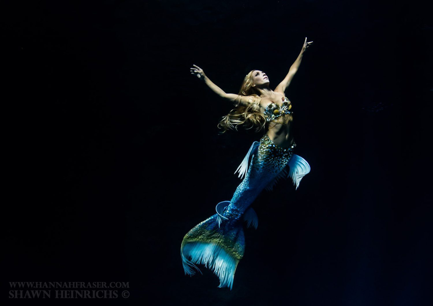 what would a real mermaid think of the way we treat our oceans we