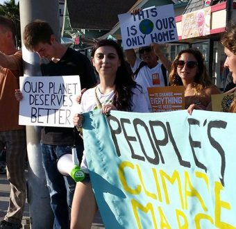 Brooke LaDouceur People's Climate