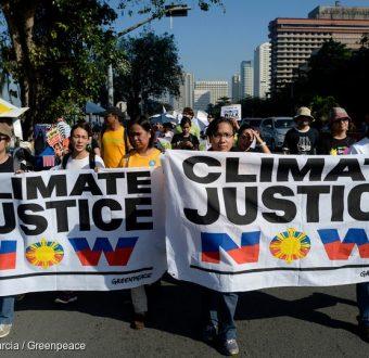 Climate Walk in Manila