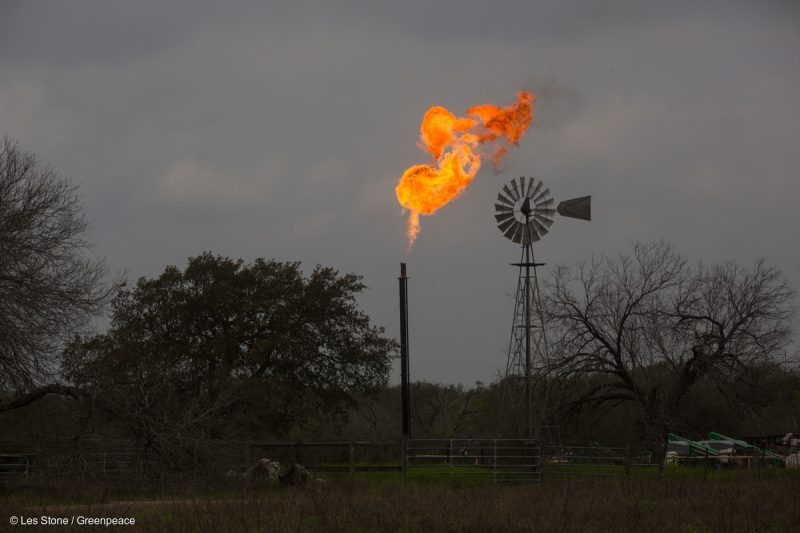 Shale Fracking in Texas